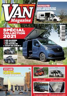 Van Magazine - Fourgon aménagé